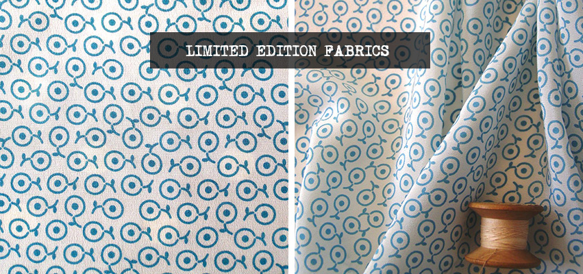 Vintage fabric Bellis